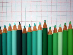 色鉛筆の写真素材 [FYI00442107]