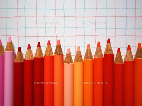 色鉛筆の写真素材 [FYI00442110]