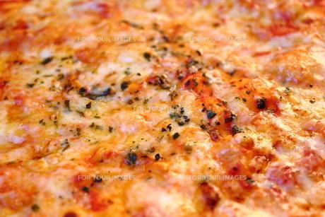 プレーン・ピザの写真素材 [FYI00442292]