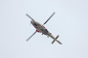 横浜消防ヘリコプターの写真素材 [FYI00442308]