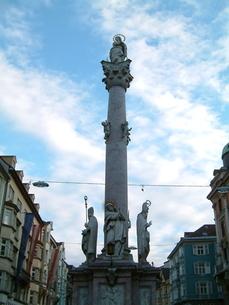 聖アンナ記念柱の写真素材 [FYI00442314]