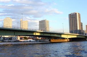 佃大橋の写真素材 [FYI00442348]