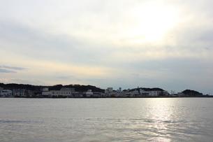 三崎の海の写真素材 [FYI00442395]