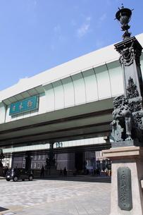 日本橋の写真素材 [FYI00442483]