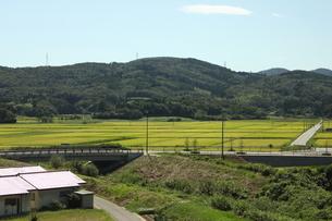 宮城県白井市旭町の展望風景の写真素材 [FYI00442921]