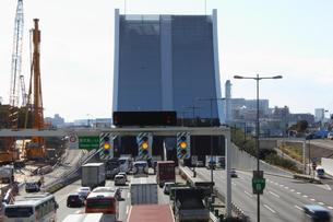 首都高湾岸線・東京港トンネルの写真素材 [FYI00442987]