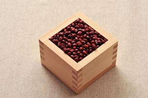 あずき豆の写真素材 [FYI00443222]