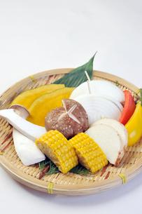 野菜盛り合わせ1の写真素材 [FYI00443237]