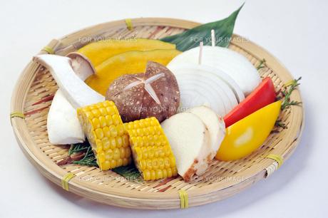 焼き用野菜盛り合わせ2の素材 [FYI00443308]