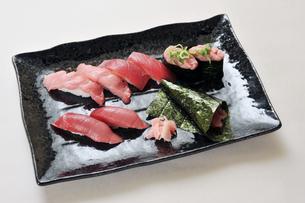 マグロづくし寿司2の素材 [FYI00443310]