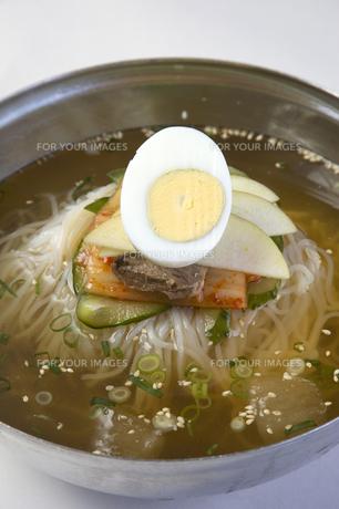 韓国冷麺2の素材 [FYI00443327]