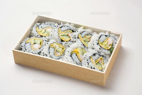 寿司折り詰め弁当-9の写真素材 [FYI00443340]