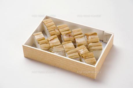 寿司折り詰め弁当-2の写真素材 [FYI00443342]