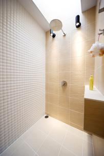シャワールーム-2の写真素材 [FYI00443378]