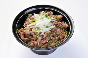 焼き肉丼-8の素材 [FYI00443397]