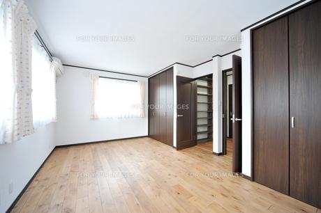 新築のベッドルーム1-4の素材 [FYI00443490]