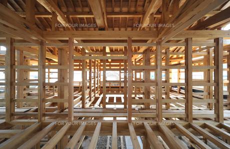 木造住宅構造1-3の素材 [FYI00443492]