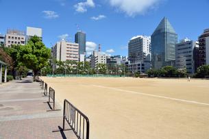 神戸市中央区磯上公園北向きの写真素材 [FYI00443537]