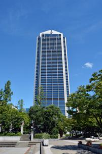 神戸市役所庁舎南からの写真素材 [FYI00443552]