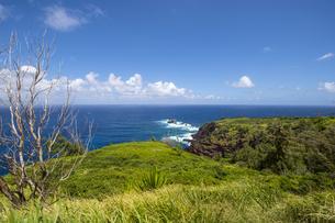 マウイ島北部カヌーヌーポイント-2の写真素材 [FYI00443716]