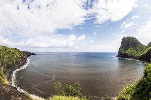 マウイ島北部カハクロア湾-1の素材 [FYI00443717]