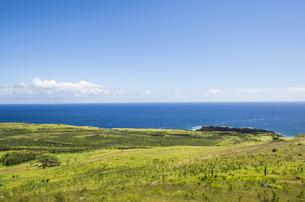 マウイ島ハレアカラ国立公園の東海岸-8の写真素材 [FYI00443718]