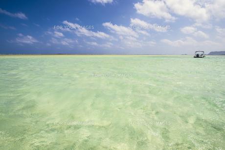 オアフ島天国の海-2の素材 [FYI00443721]