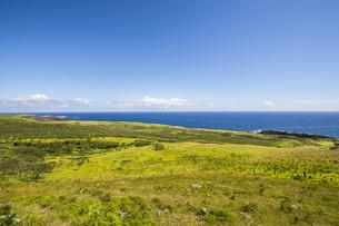 マウイ島ハレアカラ国立公園の東海岸-9の写真素材 [FYI00443729]
