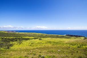 マウイ島ハレアカラ国立公園の東海岸-7の写真素材 [FYI00443748]