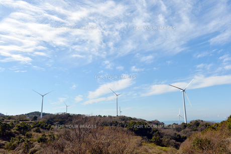 風力発電機-2の素材 [FYI00443780]