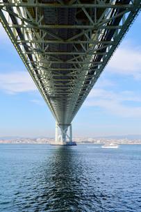 明石海峡大橋-1の素材 [FYI00443784]