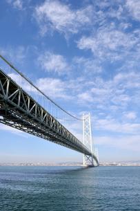 明石海峡大橋-5の写真素材 [FYI00443792]