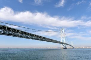 明石海峡大橋-3の写真素材 [FYI00443801]