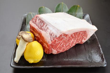 牛肉ブロック-1の写真素材 [FYI00443819]