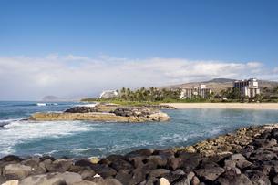 コオリナリゾート、オアフ島、ハワイ-10の写真素材 [FYI00443994]