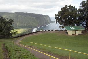 ワイピオ渓谷、ハワイ島-3の写真素材 [FYI00443995]