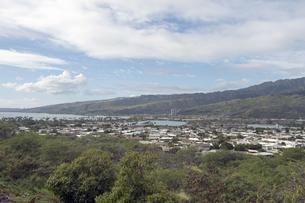 ハワイカイの眺望-1の写真素材 [FYI00444001]