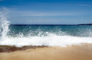 パポハク・ビーチパーク、モロカイ島、ハワイ-2の写真素材 [FYI00444124]