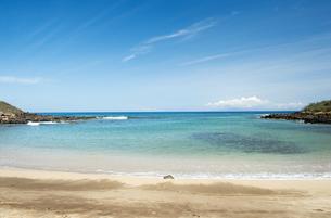 カプカヘフ・ビーチ、モロカイ島、ハワイ-2の写真素材 [FYI00444125]