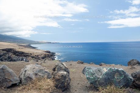 ピイラニハイウェイ、マウイ島、ハワイ-2の素材 [FYI00444167]