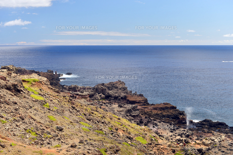 ウエストマウイ、マウイ島、ハワイ-3の写真素材 [FYI00444176]