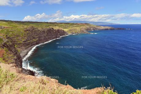 ウエストマウイ、マウイ島、ハワイ-2の素材 [FYI00444181]