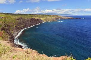 ウエストマウイ、マウイ島、ハワイ-2の写真素材 [FYI00444181]