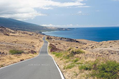 ピイラニハイウェイ、マウイ島、ハワイ-1の素材 [FYI00444182]