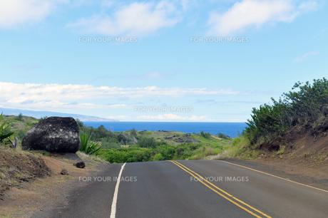 ウエストマウイ、マウイ島、ハワイ-1の写真素材 [FYI00444198]