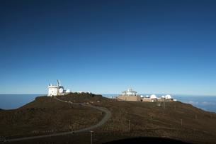 ハレアカラ山天文台-1の素材 [FYI00444202]