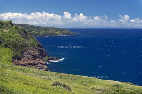 ピイラニハイウェイ、マウイ島、ハワイ-8の素材 [FYI00444209]