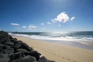ケカハ・ビーチパーク、カウアイ島、ハワイ-1の素材 [FYI00444316]