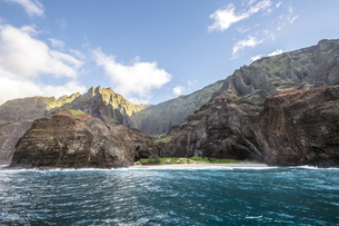 カララウトレイル、カウアイ島、ハワイ-6の素材 [FYI00444327]