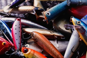 old lure_004の写真素材 [FYI00444414]